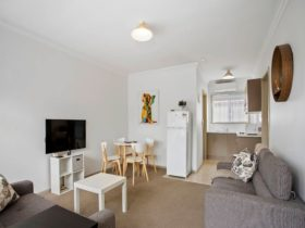 Geelong Serviced Apartments living room