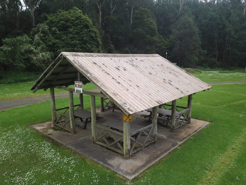 Shelters for use