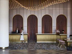 Hotel Chadstone Reception