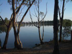 Laanecoorie Reservoir