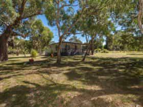 Matilda Cottage grounds