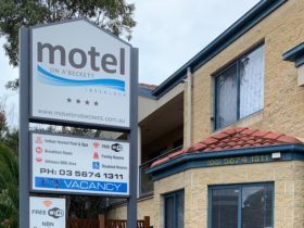 Located in the main street of beautiful Inverloch. Walking distance to everything