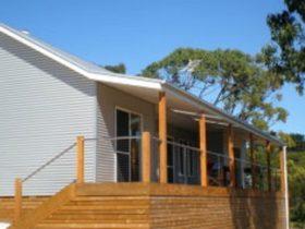 Nelson Summer House exterior