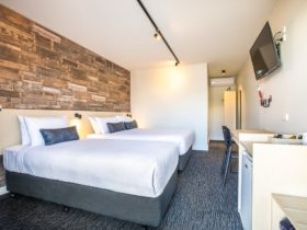 Westside double room