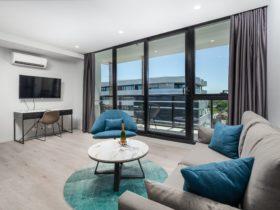 1 Bedroom Apartment - Lounge