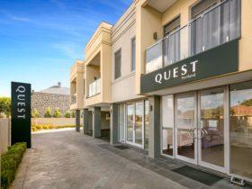 Front entrance - Quest Portland