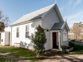 The Historic Moorooduc Church B&B