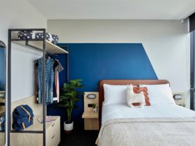 Greater Queen/Double Room at Together Co-Living Melbourne