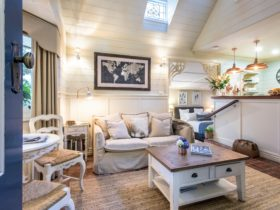 Welcome to your beautiful Twilight Cottage just for two
