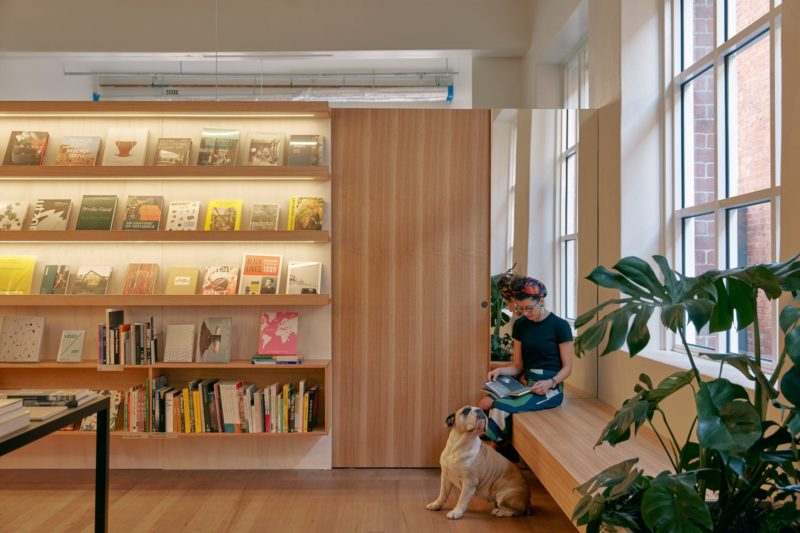 Bookshop by Uro