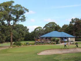 Centenary Park Golf Course Pro Shop