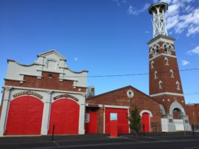 Central Goldfields Art Gallery facade