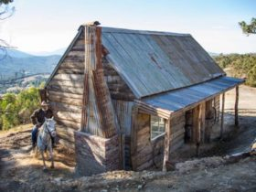 Chum Creek Yarra Valley Mountain Hut