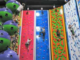 kids climb
