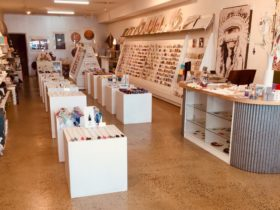 Gallery/Shop Interior