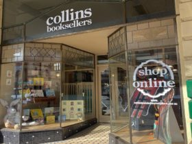 Collins Booksellers Ballarat on Lydiard