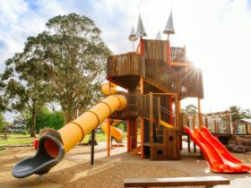 Community Bank Adventure Playground