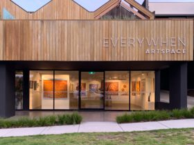 Aboriginal art at Everywhen