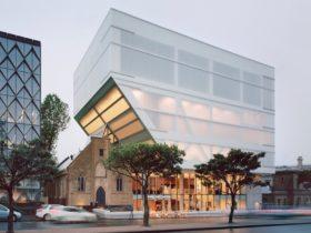 Geelong Arts Centre - Ryrie St