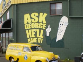 George Taylors Stores - Grassmere Junction Warrnambool Great Ocean Road Camping shopping
