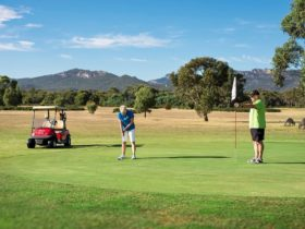 Halls Gap Golf Course