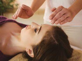 Human Reiki energy healing