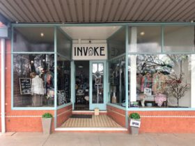 INVOKE, at 50 High Street Mansfield, is a quirky, eclectic, ladies fashion and giftwear store.