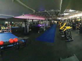 Iron Armour Gym