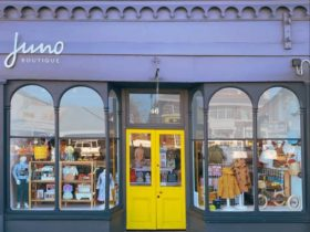 Juno Boutique exterior