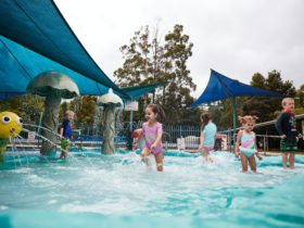 Marysville Outdoor Swimming Pool