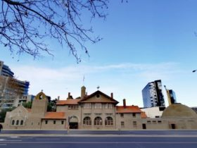 Mission to Seafarers Building, Flinders St Docklands - newly renovated June 2020