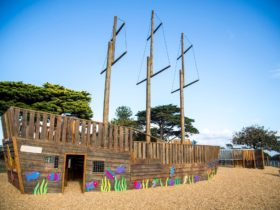 Mornington Park Pirate Ship Play