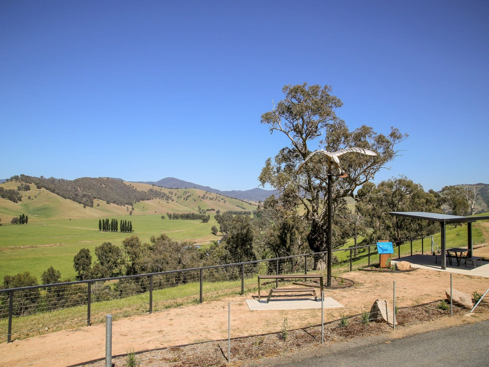 Mt Alfred's Gap Lookout