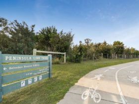Peninsula Link Trail – Frankston to Moorooduc Train Station