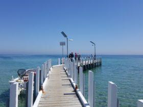 Safety Beach Pier