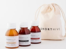 ShortHive Honey - Short Pack - contains Salted, Espresso and Chilli Honey
