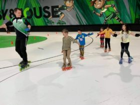 Learn to skate at Sk8house Carrum Downs Skate classes