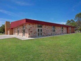 Modern purpose built facility