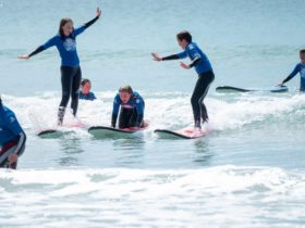 Surfgroms 3 day program for 5-12yrs