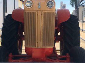 Tractor Goorambat