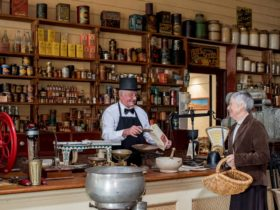 A step back in time at the General Store Museum