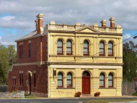 Westbury Antiques Building