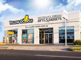 Yellow Octopus Moorabbin Store