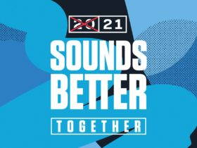 Sounds Better Together Logo