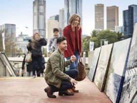 Arts Centre Melbourne Weekend Markets