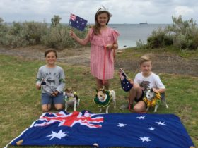 Portarlington gets ready for Australia Day