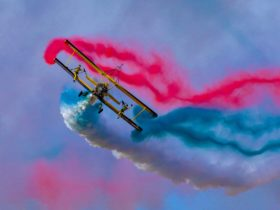 Scandinavian Airshows wooing the 2019 Airshow crowd