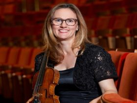 Bach and Beamish: Sophie Rowell and James Crabb