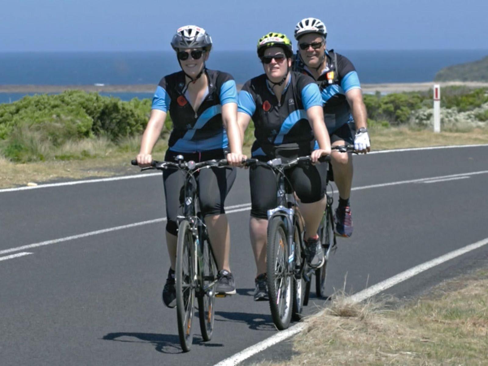 Scenic Ride On Bass Coast Cycle Challenge