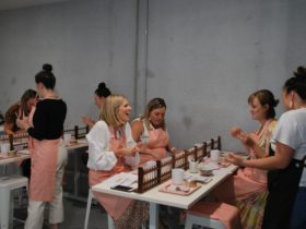 Workshops at Red Hill Candle Co